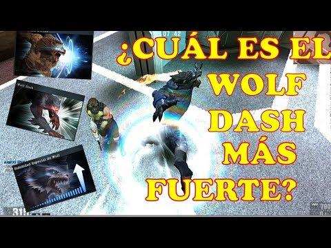 COMPARACIÓN  WOLF DASH STRIKE, WOLF DASH ORIGINAL Y WOLF DASH. WOLF TEAM LATINO 2019.