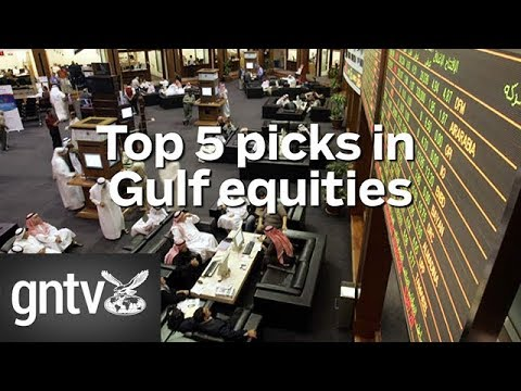 Top 5 picks in Gulf equities
