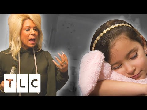 Kid Who Sees Grandparent's Spirits Shares Birthday With Theresa | Long Island Medium