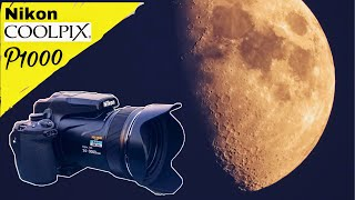 Nikon's Crazy 3000mm Zoom Camera for Moon & Bird Photoography!!