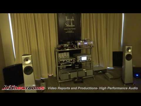 Tweak Studio, Burmester, MIT, YG Acoustics, Stillpoints, Torus Power, AXPONA