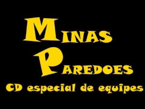 CD Minas Paredoes 2015 especial de equipes de som automotivo