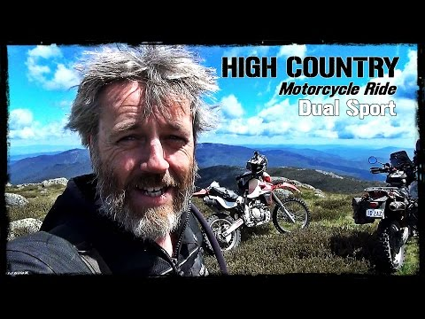 High Country Dual Sport Motorcycle Ride