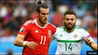 Video Gol Pertandingan Wales vs Irlandia Utara