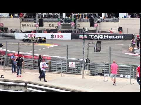 F1 GP 2019 Monaco