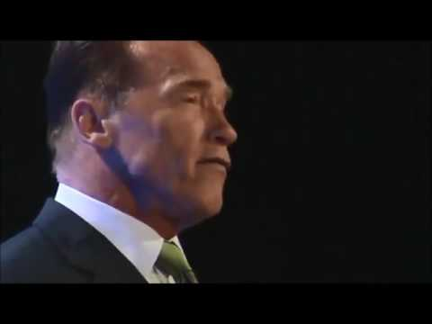 Arnold Schwarzenegger   Success Motivational Speech