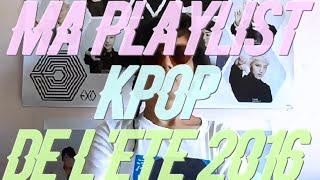 MA PLAYLIST K-POP DE CET ÉTÉ