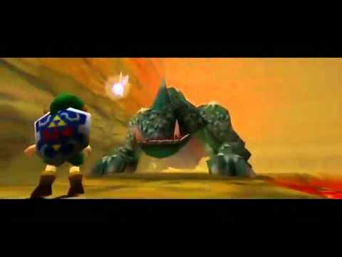 The Legend Of Zelda Ocarina Of Time Nintendo 64 Trailer