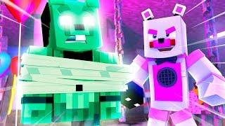 Capturing Phantom Freddy ?! | Minecraft FNAF Roleplay