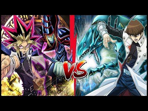 YuGiOh YUGI vs KAIBA Evolution Starter Deck SHOWDOWN! It's TIME to DUEL!!