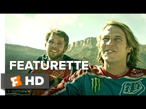 Point Break Featurette  Motocross 2015  Luke Bracey, Tobias Santelmann Thriller HD