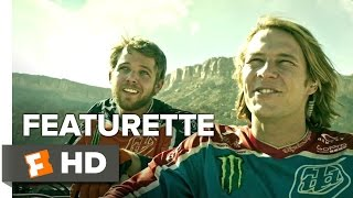 Point Break Featurette - Motocross (2015) - Luke Bracey, Tobias Santelmann Thriller HD