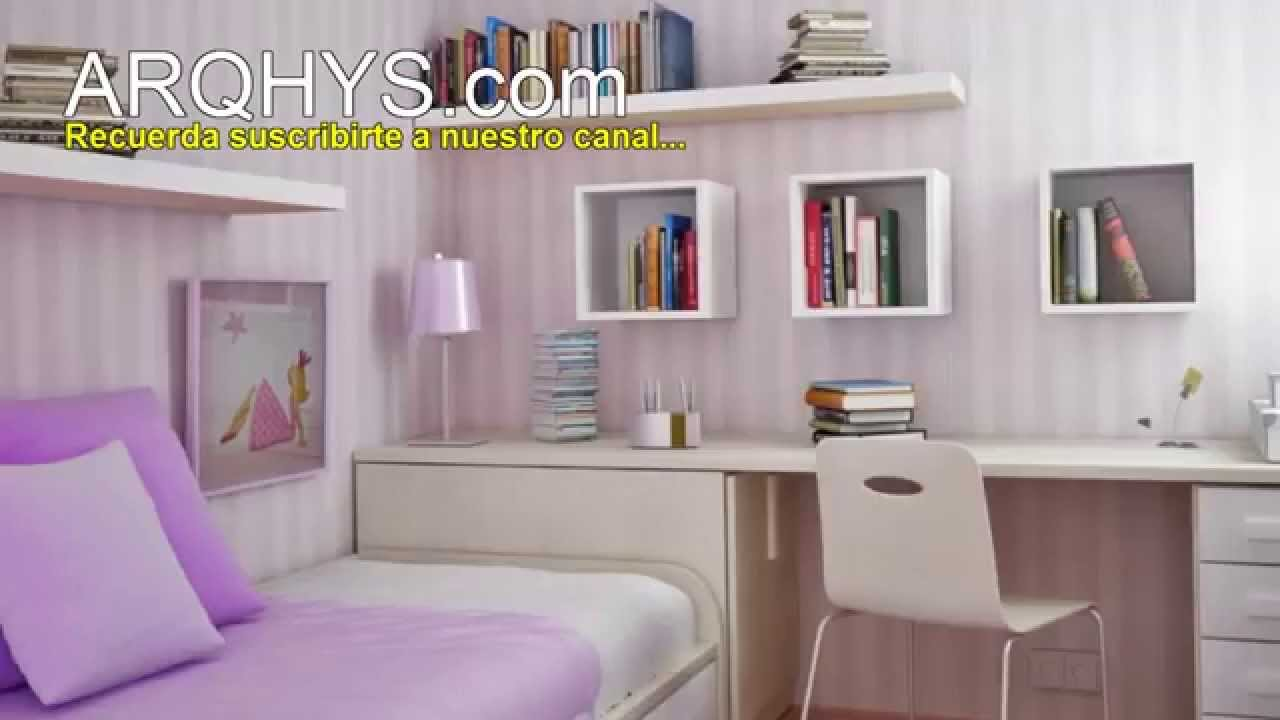 Como decorar habitacion juvenil femenina dormitorios - Decorar habitacion juvenil femenina ...