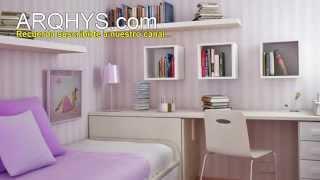 Gambar cover ¿Como organizar una habitacion pequeña? - Ideas y consejos para cuartos, dormitorios y recamaras