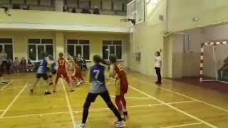 Баскетбол девочки 25.01.2020 Липецк - Орёл 04