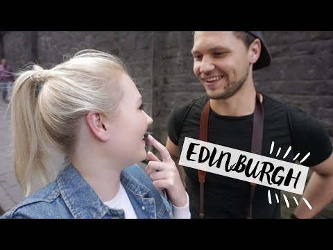 A Weekend In Scotland With My Boyfriend | Meg Says Vlog