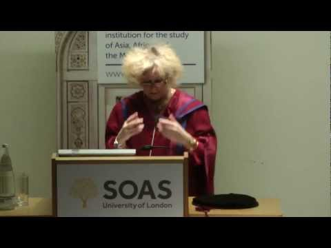 Prof. Lynn Welchman Inaugural Lecture: Human Rights and the Middle East, SOAS, University of London