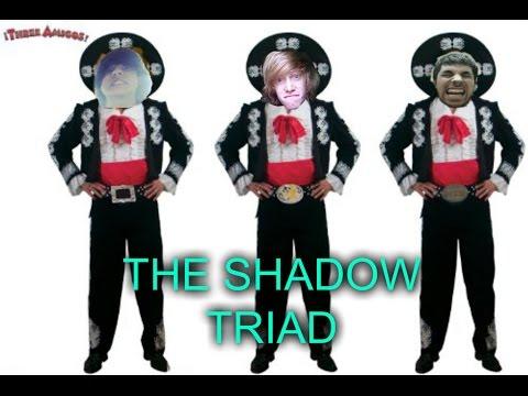 Shadow Triad Action News Complete Saga