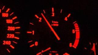 Bmw E39 530d RPM problem