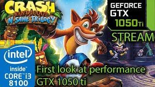 Crash Bandicoot N Sane Trilogy - GTX 1050 ti + i3 8100 - Finding the biggest FPS hit! - benchmark