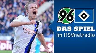 DAS SPIEL im HSVnetradio | Hannover 96 vs. HSV  | 22. Spieltag
