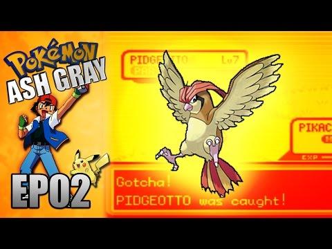 Pokémon Ash Gray [Let's Play - EP02]: Grind...Grind...Grind...