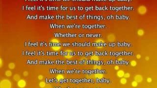 Beyonce - Wishing On A Star, Lyrics In Video