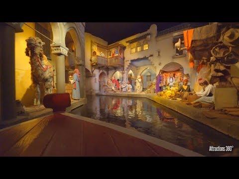 Efteling Boat Dark Ride - Fata Morgana - Efteling Theme Park