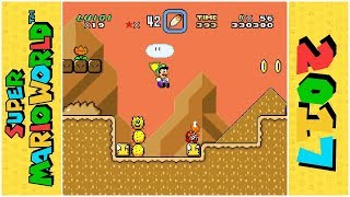 Another Mario World 2: Luigi's Mission (W2)