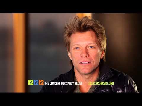 12.12.12. A Concert for Sandy Relief - Bon Jovi | EPIX