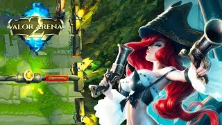 Valor Arena 2 Android - Strategy Card Games (Early Access)