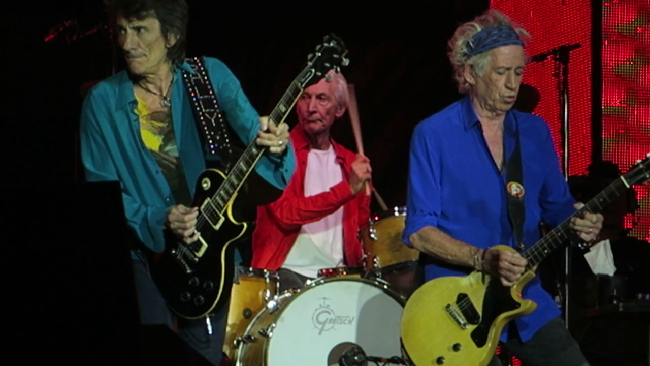 The Rolling Stones - Bitch, Poland, Warsaw 8-7-2018