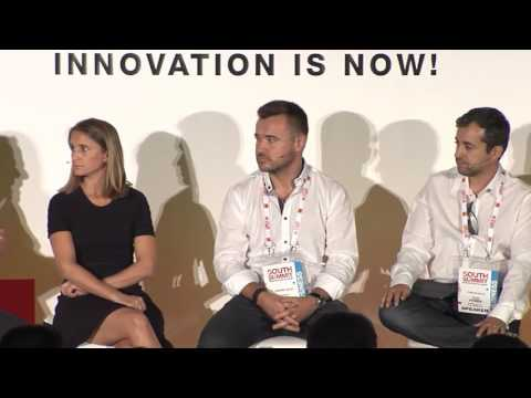 SOUTH SUMMIT 2016 -  Panel - The Power of the Crowd & P2P business models
