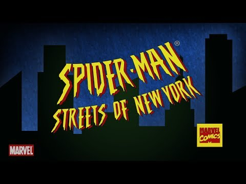 Maximum Carnage - Streets of New York (Cover)
