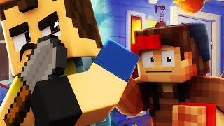 Minecraft - HELLO NEIGHBOR - THE SECRET BASEMENT! (Minecraft Roleplay)