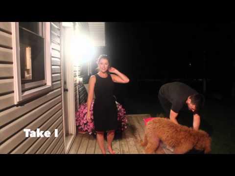 Amy's Ice Bucket Challenge