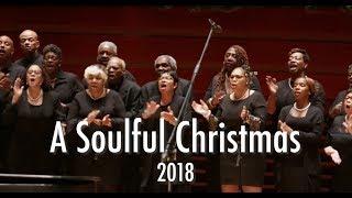 WDAS Broadcast Of A Soulful Christmas 2018