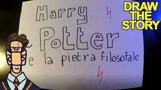 HARRY POTTER E LA PIETRA FILOSOFALE in 6 minuti - Draw The Story