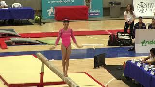 Kayla DiCello - Balance Beam Final - 2018 Pacific Rim Championships