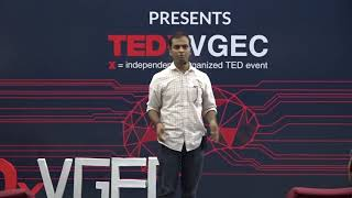 Technology is a Fundamental Right | Praveen Gorakavi | TEDxVGEC