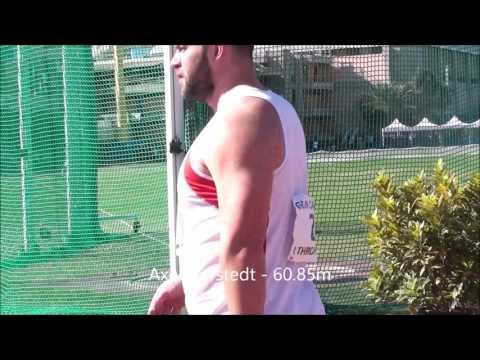 Men's Discus -  European Throwing Cup 2017 - - Las Palmas, Gran Canaria