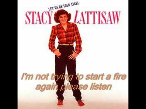 Love Me Like The First Time - Stacy Lattisaw