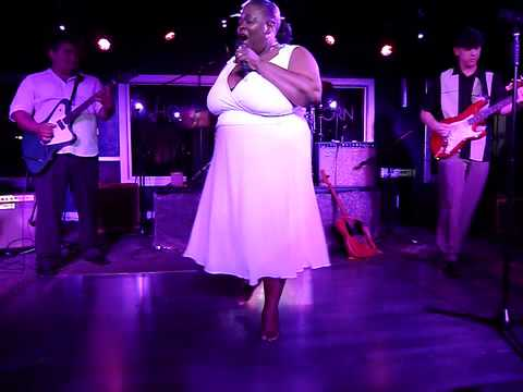 "Diunna Greenleaf CD Release Party ""I Got a Notion to Leave"" video by OurKNightsOut.m4v"
