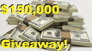 $150,000 Giveaway : Lumber Tycoon 2 ( RoBlox )