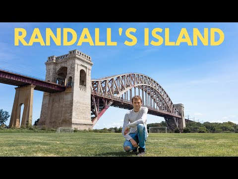 Exploring Randall's Island And Walking To Manhattan And The Bronx In NYC