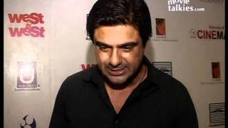Samir Soni talks about 'West Is West'