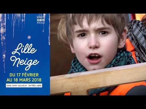 Lille Neige 2018 à Saint Sauveur