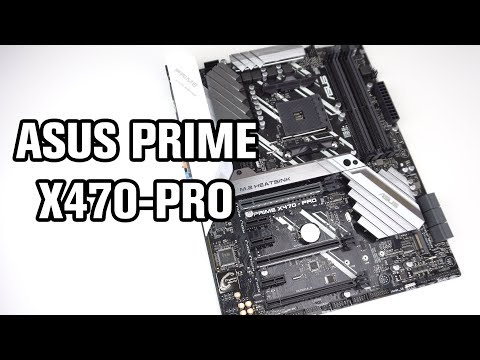 ASUS Prime X470-PRO Motherboard Review - ThinkComputers org