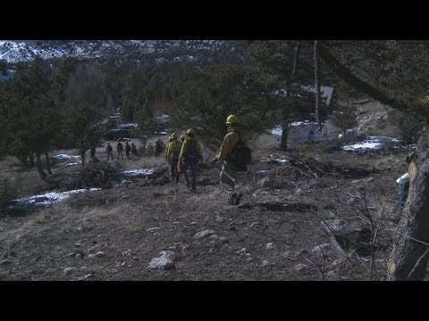 Colorado Firecamp: One of the world's dangerous jobs