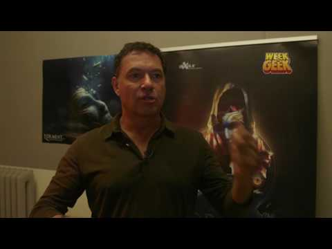 Torment: Tides of Numenera Interview with InXile CEO Brian Fargo
